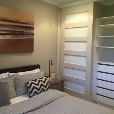 Bedroom wardrobe fit-outs Perth