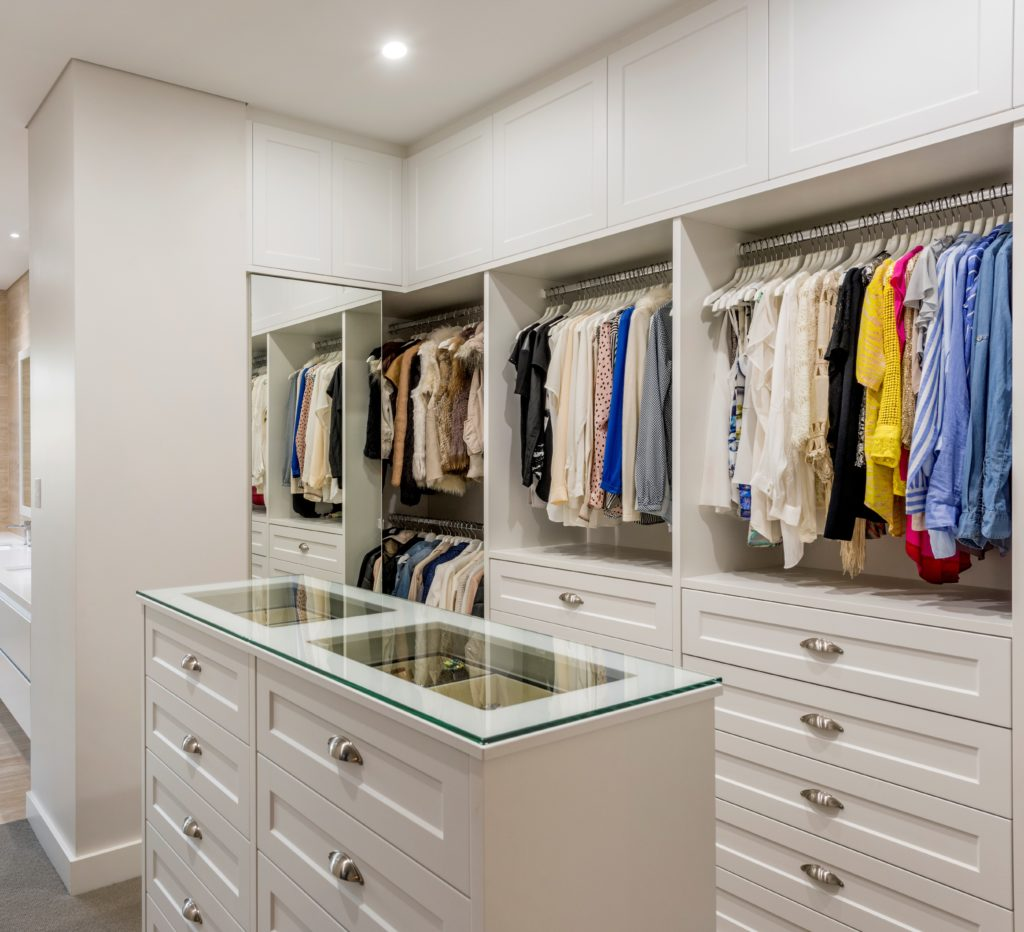 Walk in wardrobe Nedlands
