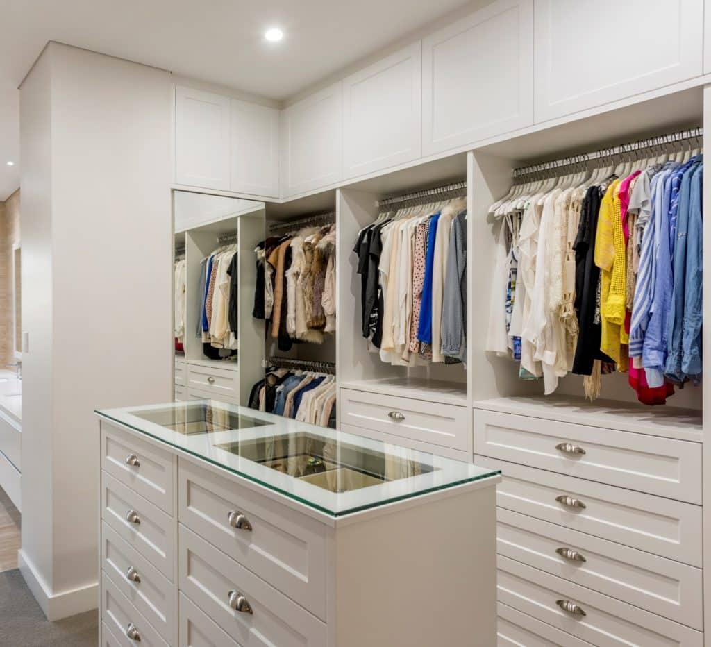 Walk in wardrobe Nedlands