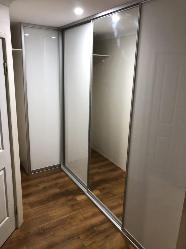 Sliding modern doors